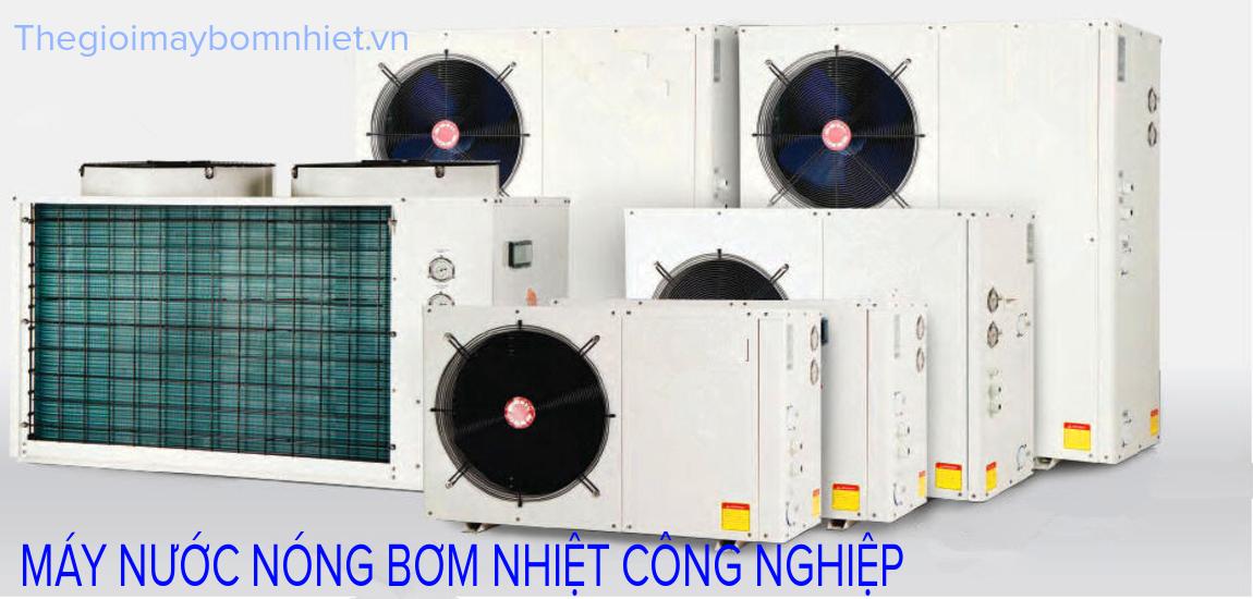 bơm nhiệt heat pump công nghiệp