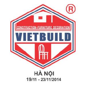 Logo Vietbuild Hanoi 2014 11