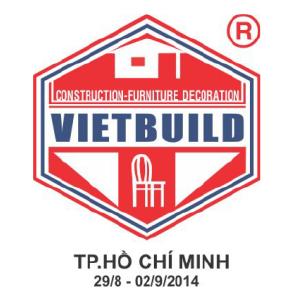 Logo Vietbuild Hcm 2014 08