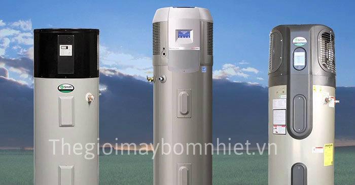 Máy bơm nhiệt bình tích hợp MEGASUN sử dụng cho gia đình