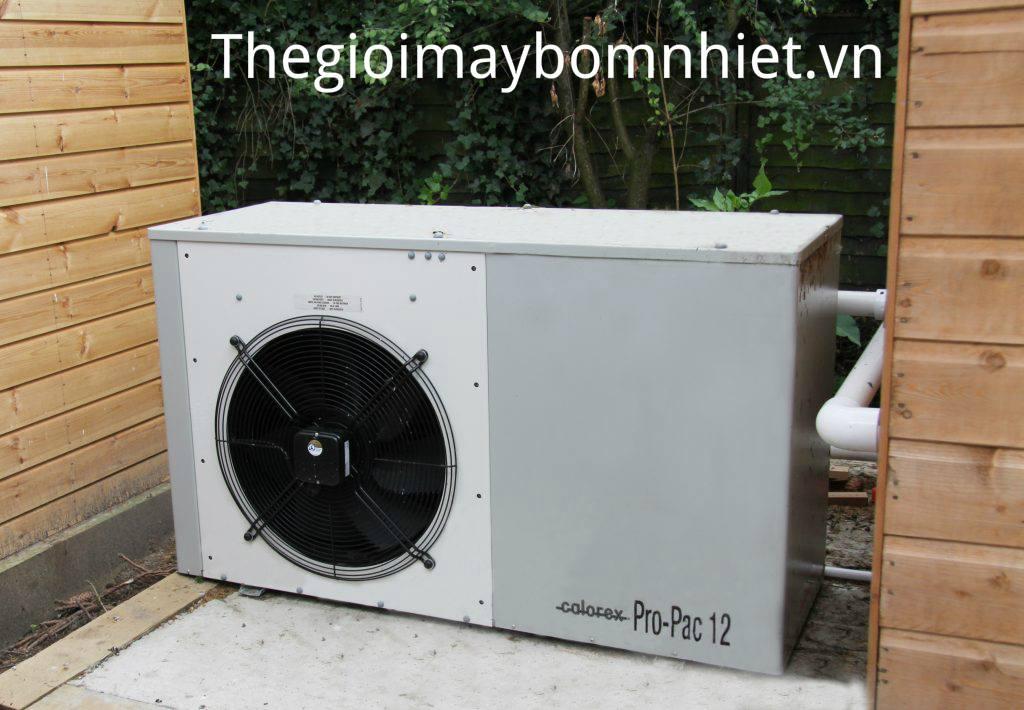 Bom Nhiet Heat Pump