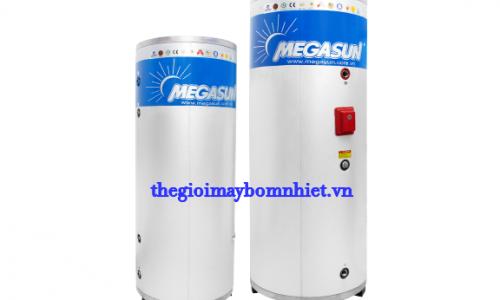 Bồn bảo ôn Inox chịu áp Megasun 150 Lít