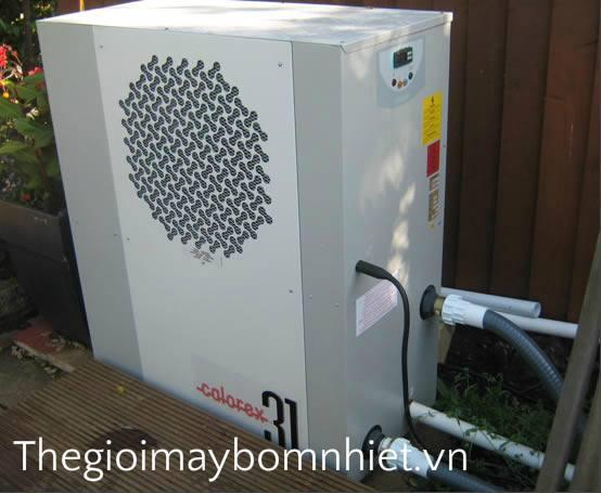 hệ thống nước nóng trung tâm Air To Water