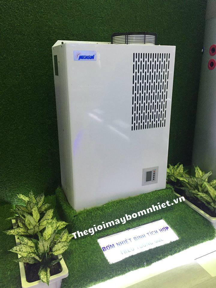 máy bơm nhiệt Megasun