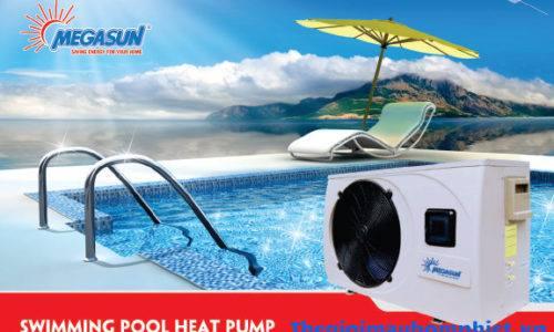 Bơm nhiệt Hồ Bơi Megasun- Swimming pool heat pump