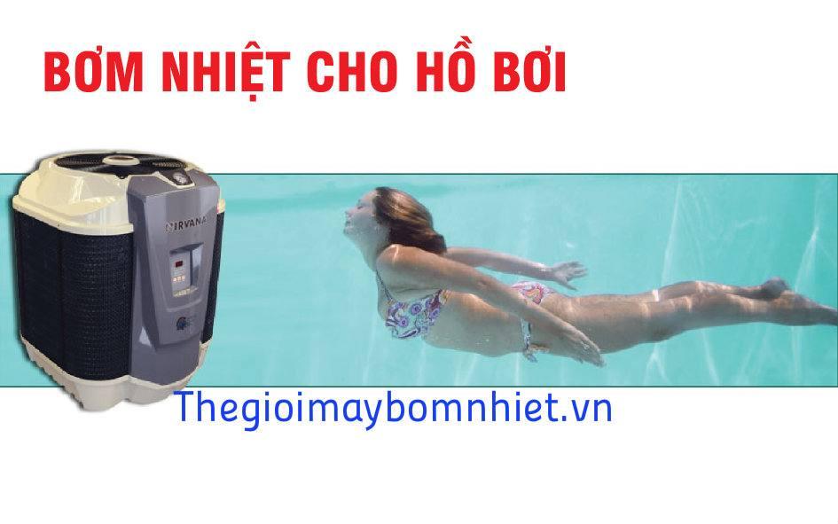 Máy gia nhiệt hồ bơi