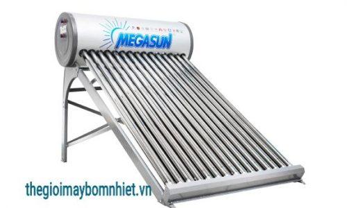 Máy nước nóng năng lượng mặt trời ống lõi dầu 240 Lít