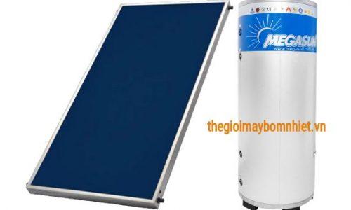 Máy nước nóng năng lượng mặt trời tấm phẳng MGS - 150CA bình tách rời