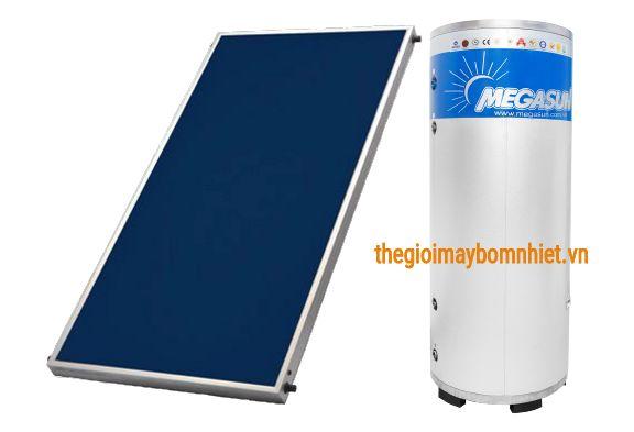 Máy nước nóng năng lượng mặt trời tấm phẳng tách rời MGS - 400CA