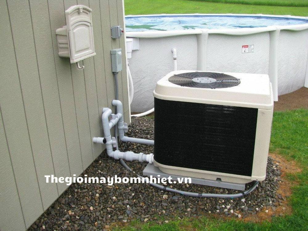 Swimming Pool Heat Pump (2)