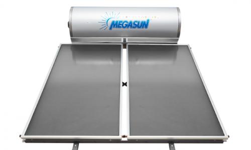 Máy nước nóng năng lượng mặt trời dạng tấm phẳng 1000CA