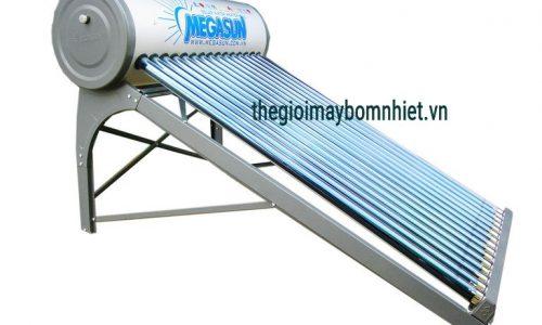 Máy nước nóng năng lượng mặt trời Megasun ống đỏ 180 Lít