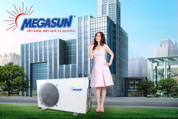 Heatpump Megasun Min