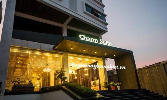 Khach San Charm Residence Tp Ho Chi Minh