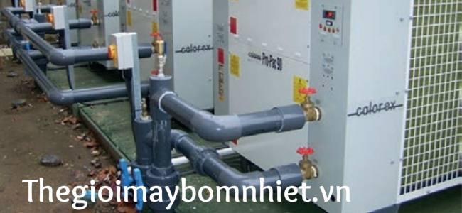 Máy nước nóng bơm nhiệt Calorex