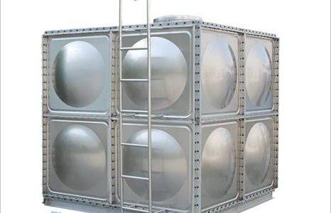 Bồn nước Inox lắp ghép Megasun-500m3