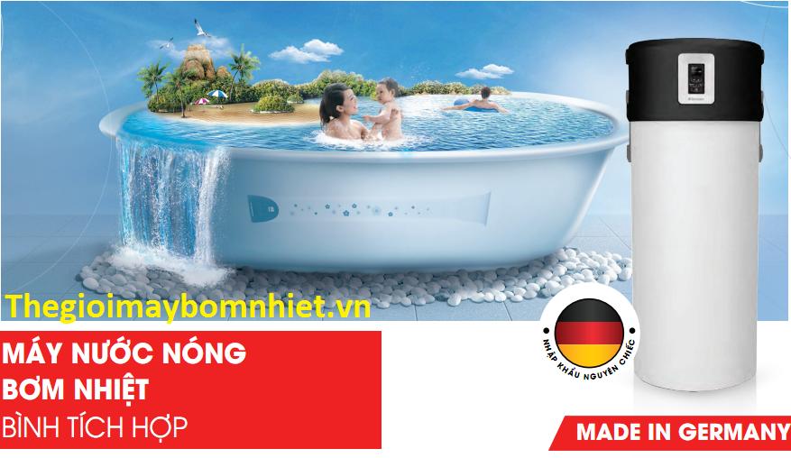 Máy nước nóng Bơm Nhiệt Dimplex DHW300 nhập khẩu từ Đức