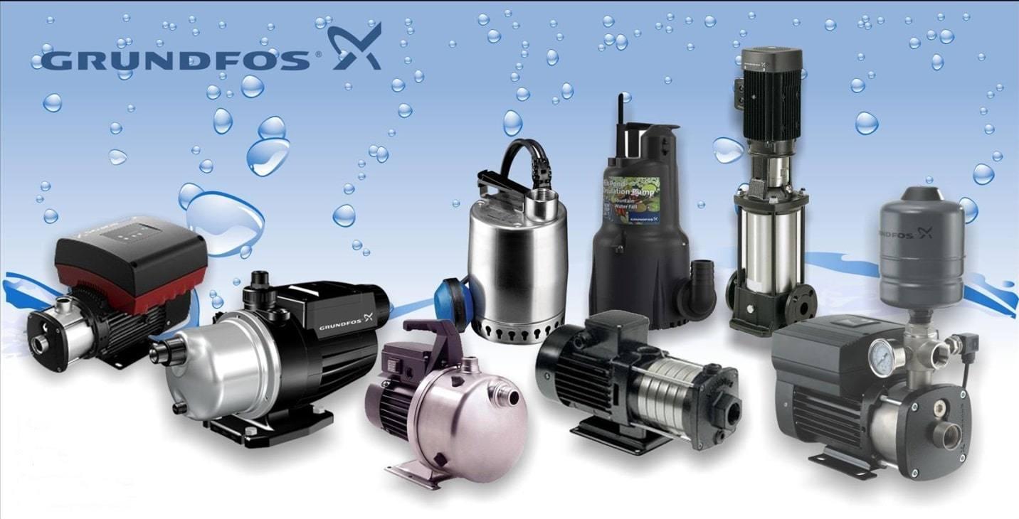 pump Grundfos Cr15-2